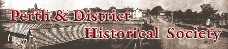 Perth & District Historical Society