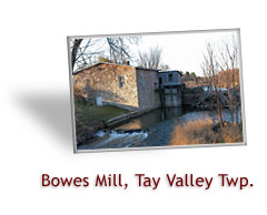 Bowes Mill