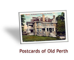 Postcards of Old Perth and Area II