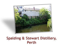 Spalding and Stewart Distillery