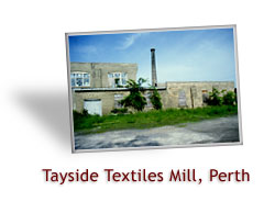 Tayside Textiles Mill